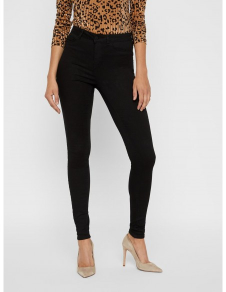 Skinny jeans talle alto mujer